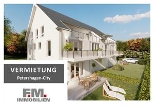 Erstbezug zum 01.06.2020 - Neubau-Mietwohnung direkt in Petershagen