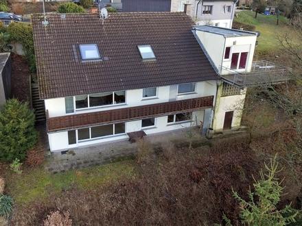 Zweifamilienhaus + ELW in Siegen - Kaan Marienborn mit Weitblick!