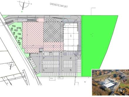Bis zu 1.000 m² Büro-, Praxis-, Fachmarkt- oder Beraterräume in attraktiver Lage von Drensteinfurt