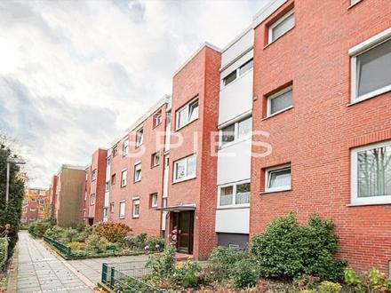 Mit Ausblick - 4-Zimmer-Eigentumswohnung in ruhiger Wohnlage von Blockdiek