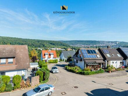 Wernau: Leerstehende 2-Zimmer DG-Wohnung in toller Wohnlage