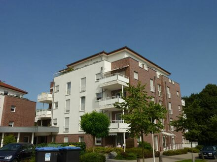 Wohnen im Alter! Schöne barrierefreie 2-Zimmer-Wohnung mit Balkon zu vermieten!