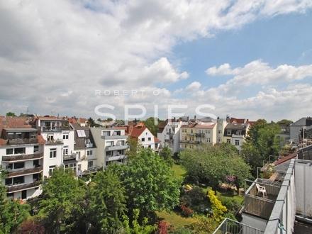 Großzügige 4-Zimmer-Altbau-Maisonette-WHG. im beliebten Fesenfeld