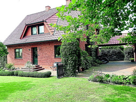 Nortrup, Einfamilienhaus