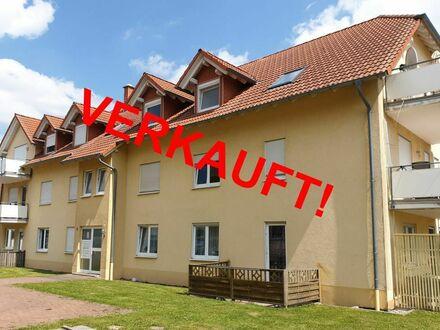 RB Immobilien – 3 Zimmer Eigentumswohnung mit PKW-Stellplatz und Terrasse im OT-Leithof in der VG-Kirchheimbolanden.