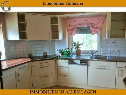Immobilien Gillmaier - RESERVIERT Helle und zentrale 3 ZiWhg. in Bad Birnbach!
