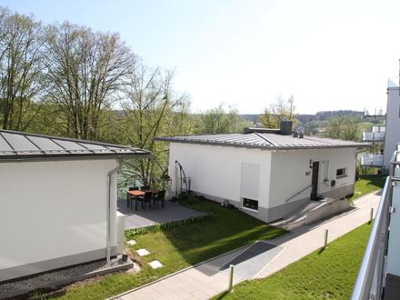 LICHT & RAUM: Große 2-Zimmer-Wohnung direkt am Inn