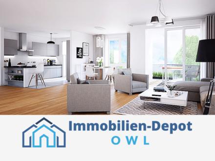 Modernes Familiendomizil mit 50 m² Wohn-, Ess- & Kochbereich in schickem Neubau