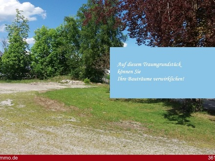 Wohnbaugrundstück mit Seltenheitswert *ca. 1.000 qm*