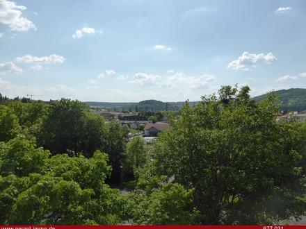 *** Über den Dächern von Bad Kissingen ... ***