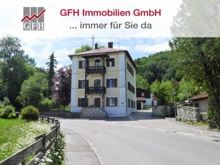 Rarität am Immobilienmarkt! Historisches MFH in zentraler Lage von Oberaudorf