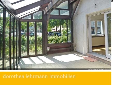 Charmante Wohnung mit Wintergarten und Gartennutzung