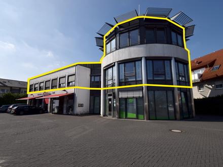 flexible Büro's in einzigartiger Architektur
