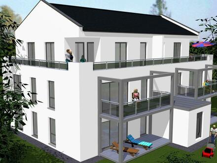 Penthouse-Wohnung nahe Sielpark - KfW-40-PLUS !!