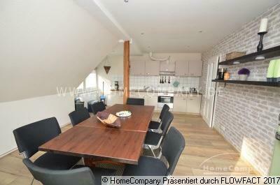 Geräumige Wohnung in Sandkrug für maximal 9 Personen