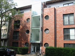 top Wohnung im 2 OG mit Lift und Balkon im Südviertel von Münster.