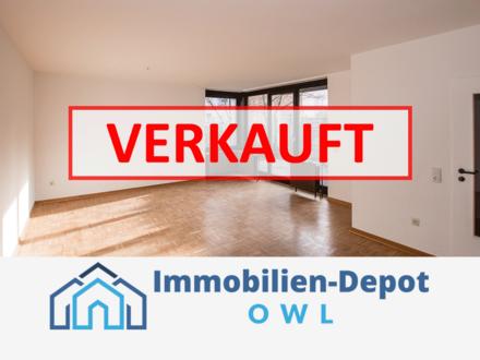 Klein, fein und nichts wie rein: zentrale ETW in Jöllenbeck