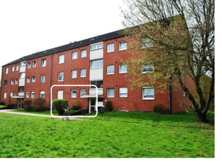 Zwangsversteigerung - Erdgeschoss - Eigentumswohnung Nr. 31 in Wittmund, Kämmerer-Fremy-Straße 12
