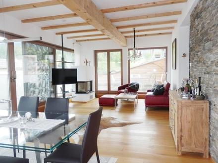Kirchberg: Penthouse mit Panorama - Terrasse