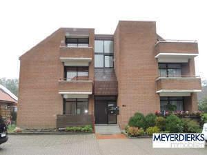 Kreyenbrück - Klingenbergstraße: 2-Zimmer-Wohnung auf ruhigem Hintergrundstück