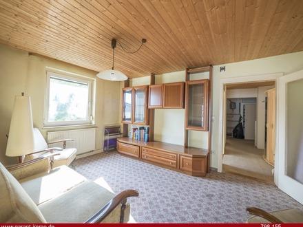 ***Gemütliche 2 Zimmer-Wohnung mit sonnigem Balkon!***