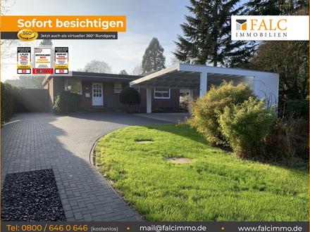Zum Verlieben: hochwertiges Einfamilienhaus mit einmaligem Grundstück!