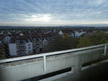 Vermietete 2 Zimmerwohnung mit Tiefgarage und Balkon