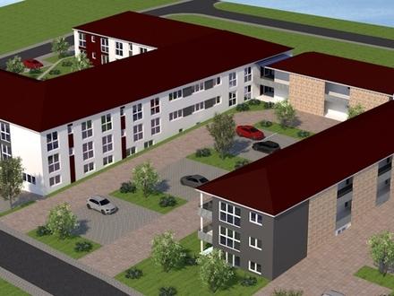 Generationenpark Göggingen mit tollen Wohnungen und Pflegezimmern