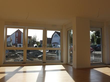 Moderne 3-Zi.-Wohnung mit Terrasse u. Garten