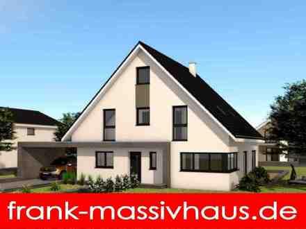 modernes Einfamilienhaus der Marke FAVORIT