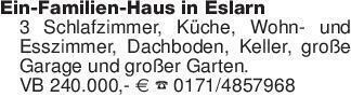Ein-Familien-Haus in Eslarn 3...