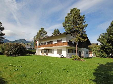 Sonniges Landhaus mit Bergpanorama