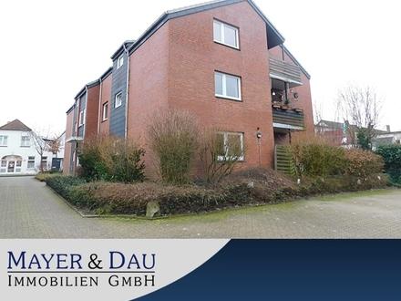 BIETERVERFAHREN: Gemütliche 2-Zimmerwohnung in Kreyenbrück, Obj. 4645