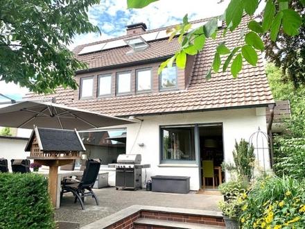 Tolle Erdgeschoss-Wohnung top renov. Kaminofen, Garten, Keller, Garage GT-Pavenstädt