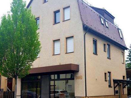 Wohn- und Geschäftshaus in attraktiver Lage