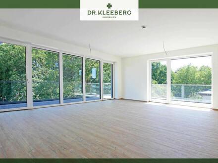 Top moderne 4-Zimmer-Wohnung mit großer Süd- und Westloggia in Münster-Pluggendorf