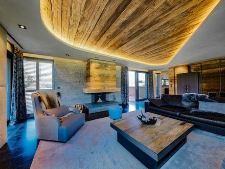 Luxus-Penthouse-Maisonette mit Wellnessbereich