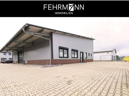 Bürofläche mit Lagerhalle in Meppen-Nödike
