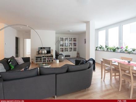 * Moderne 3 1/2 Zimmer-Wohnung zur Kapitalanlage zentral im Stadtzentrum! *