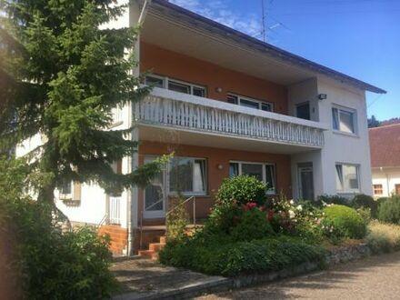 Wohn- und Geschäftshaus mit großem Grundstück in Zwiefalten - Zentrum