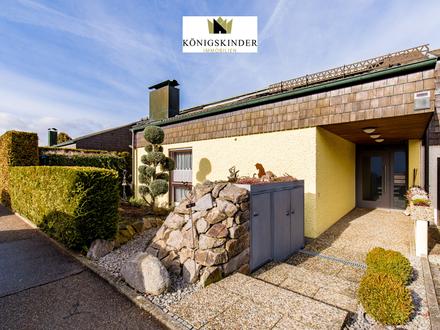 Attraktive 4-Zimmer-Wohnung mit zwei Terrassen und Stellplatz in einem 2-Familienhaus!