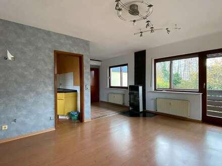 Offenbach:3 Zimmerwohnung mit Mansarde