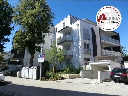 Premium-City-Sinlge-Appartement mit großem Balkon in Rosenheim!