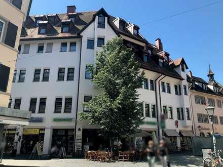 Arbeiten mitten in der Altstadt – Büroräume in zentraler Lage