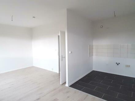 Jetzt 500 EUR Gutschein sichern!* Genießen Sie den Ausblick vom Balkon Ihrer neuen 3 Zimmer Wohnung!