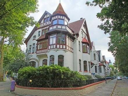 2-Zimmer-Altbau-Wohnung in Schwachhausen / Barkhof