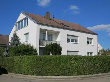 3-Familienhaus in Burlafingen, OG freiwerdend zum 1.12.
