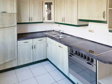 Eure neue 2-Raum-Wohnung im EG mit Einbauküche zu vermieten!