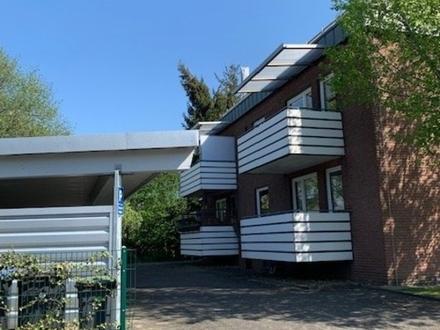 Gut aufgeteilte 3-Zimmer-Wohnung mit Balkon und Carport in 33330 Gütersloh