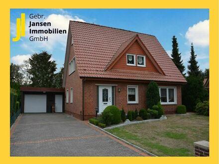 Sehr gepflegtes Einfamilienhaus mit Wintergarten in Esterwegen!